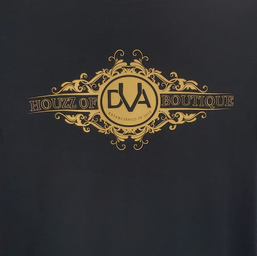 Houzz of DVA Logo T-Shirt - Houzz of DVA Boutique