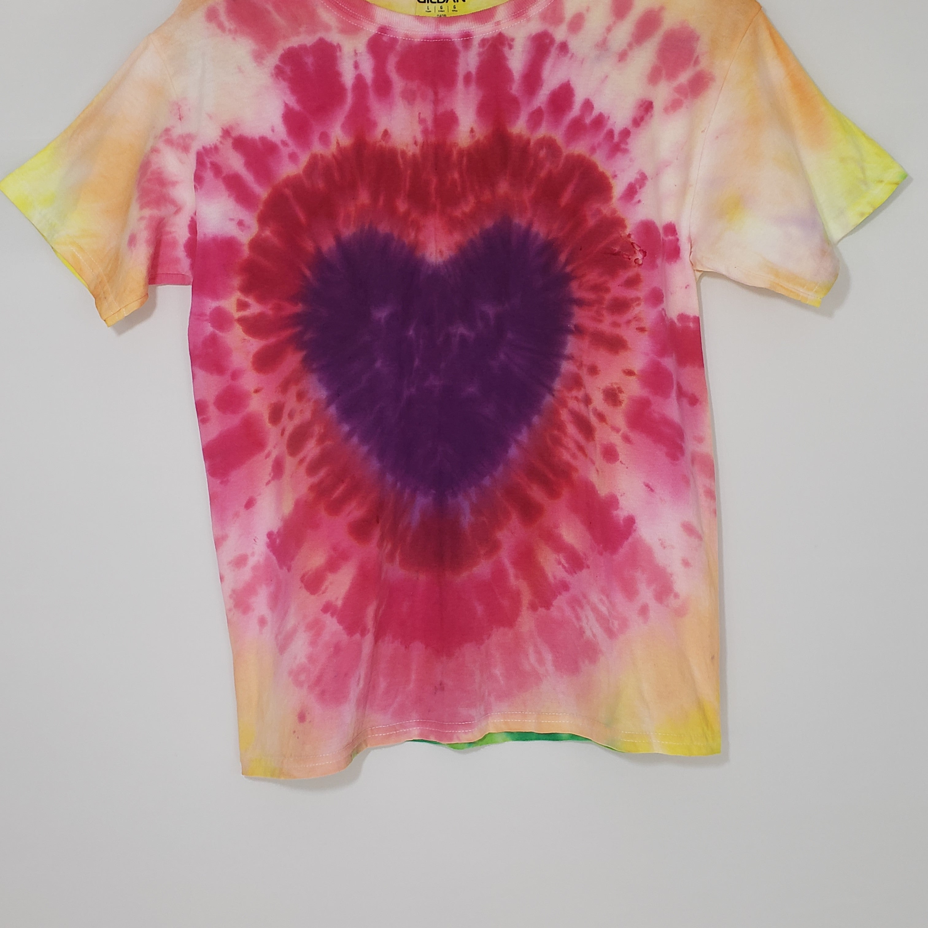 Tie-dye Bright, Fun & Colorful Shirts in Youth Size - Houzz of DVA Boutique