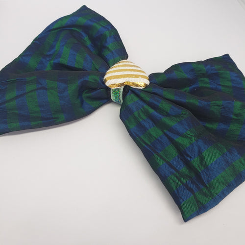Cassidy-Dior Heart Holiday Bow - Houzz of DVA Boutique