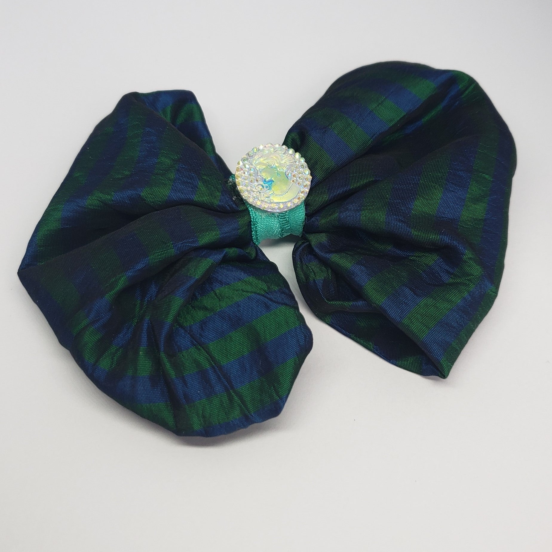 Cassidy-Dior Cameo Holiday Bow - Houzz of DVA Boutique