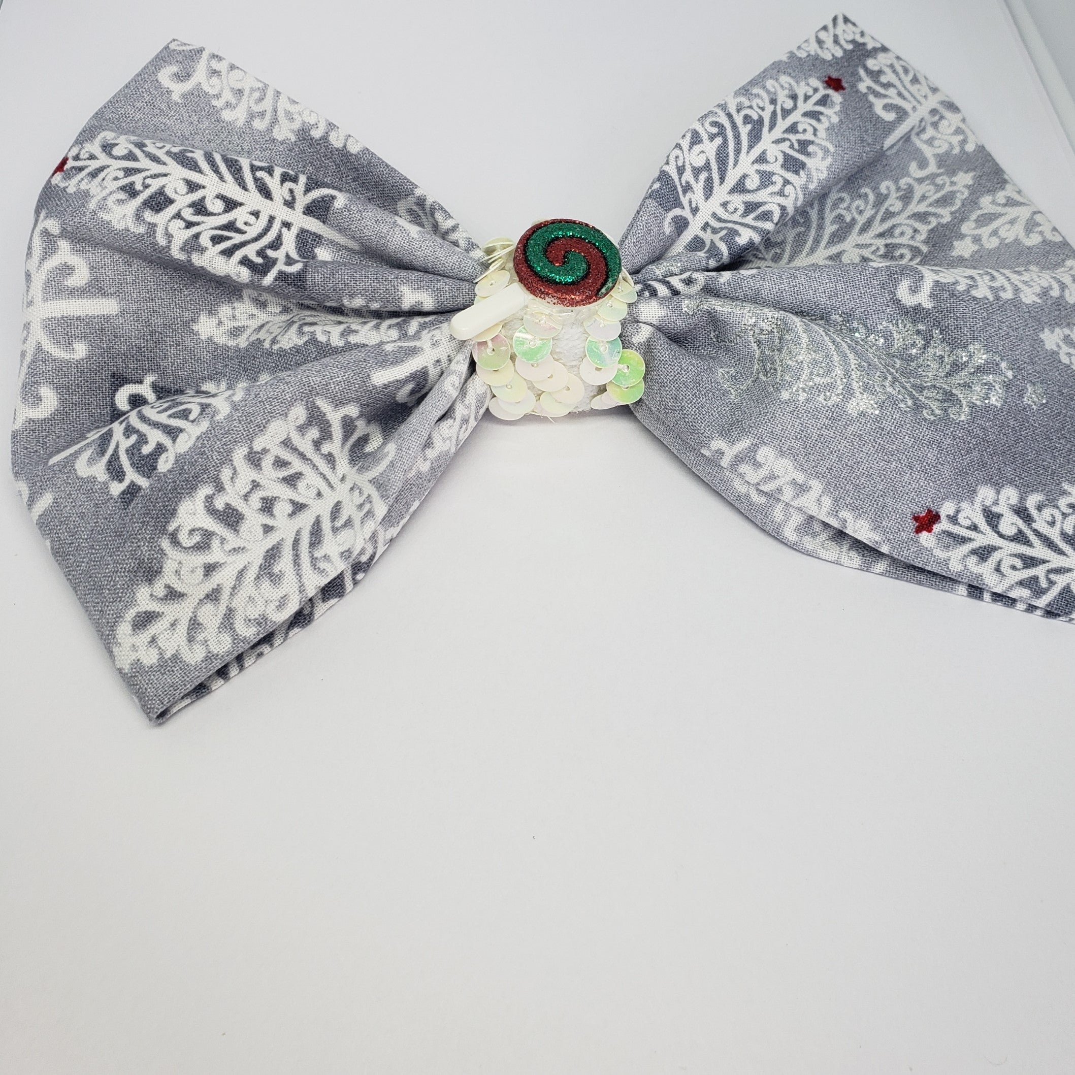 Sophia-Lynn Christmas Candy Bow - Houzz of DVA Boutique