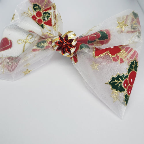 Danielle Holiday Love Bow - Houzz of DVA Boutique