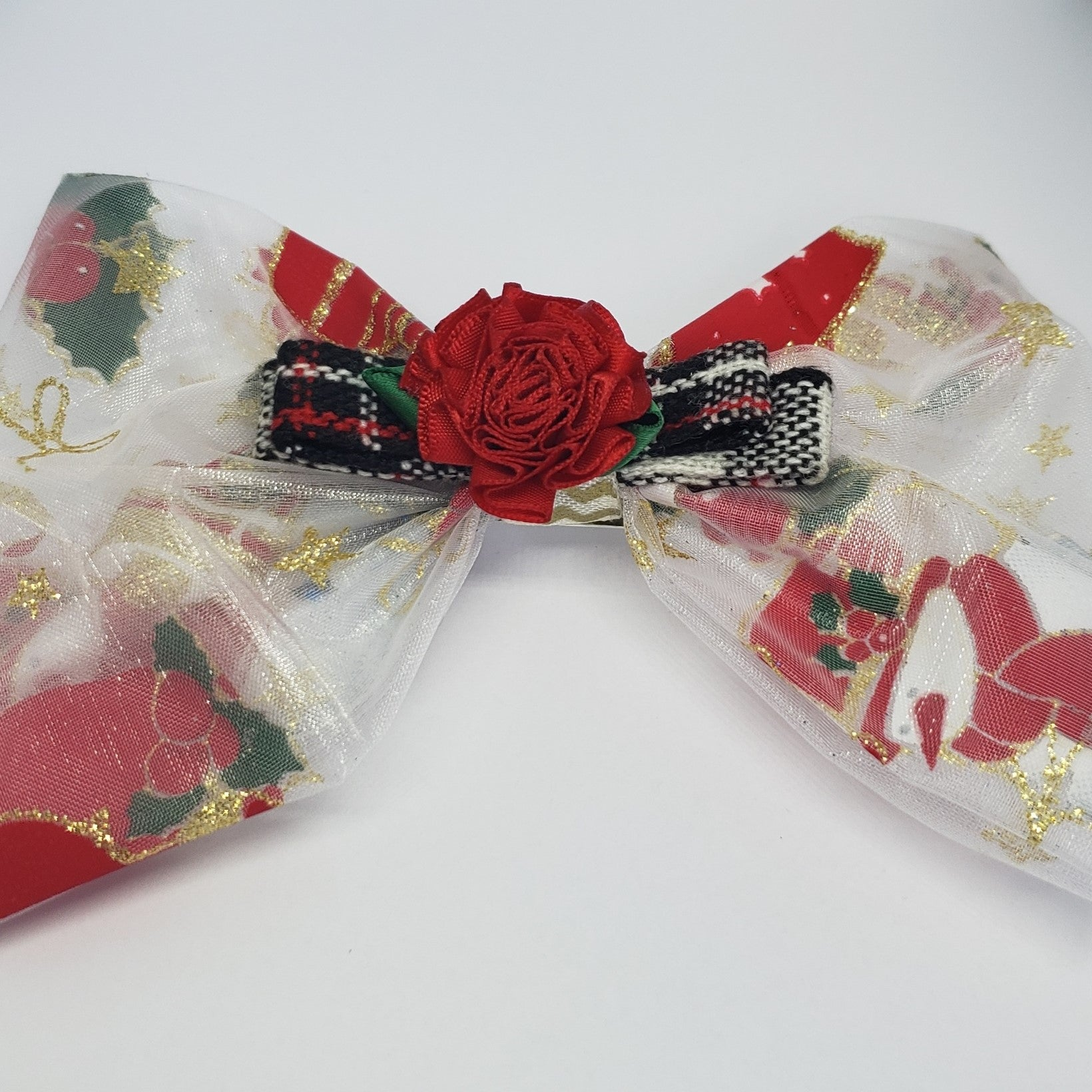 Danielle Holiday Cheer Bow - Houzz of DVA Boutique