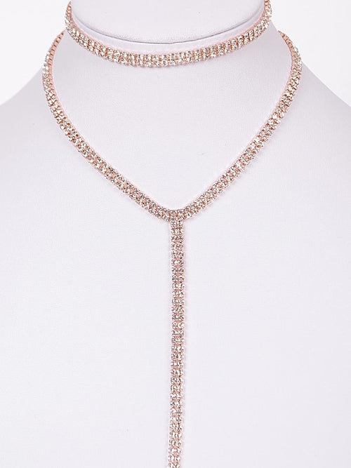 It's All About the Sparkle Girls Necklace - Houzz of DVA Boutique