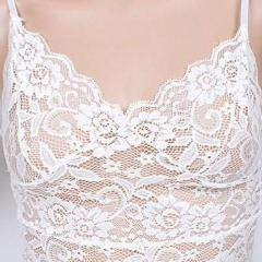 Glamorous Lace Bralette in White - Houzz of DVA Boutique