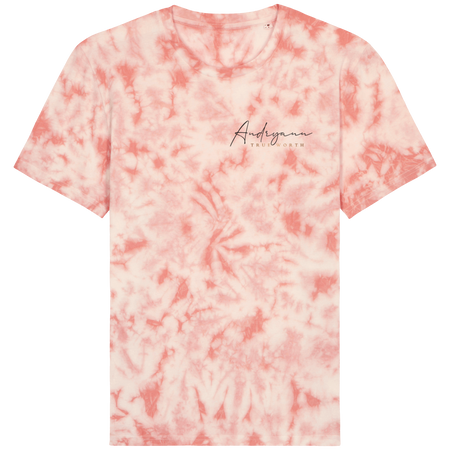 Tie and Dye t-shirt unisex - The smart explorateur