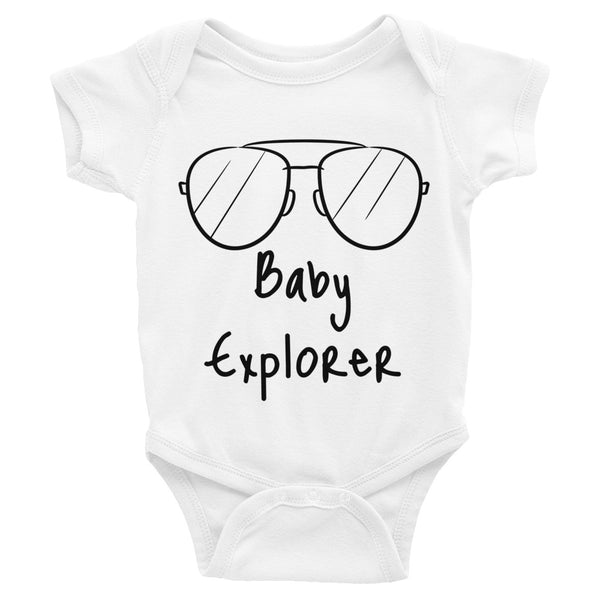 "Body bébé ""Baby Explorer"" - The smart explorateur"