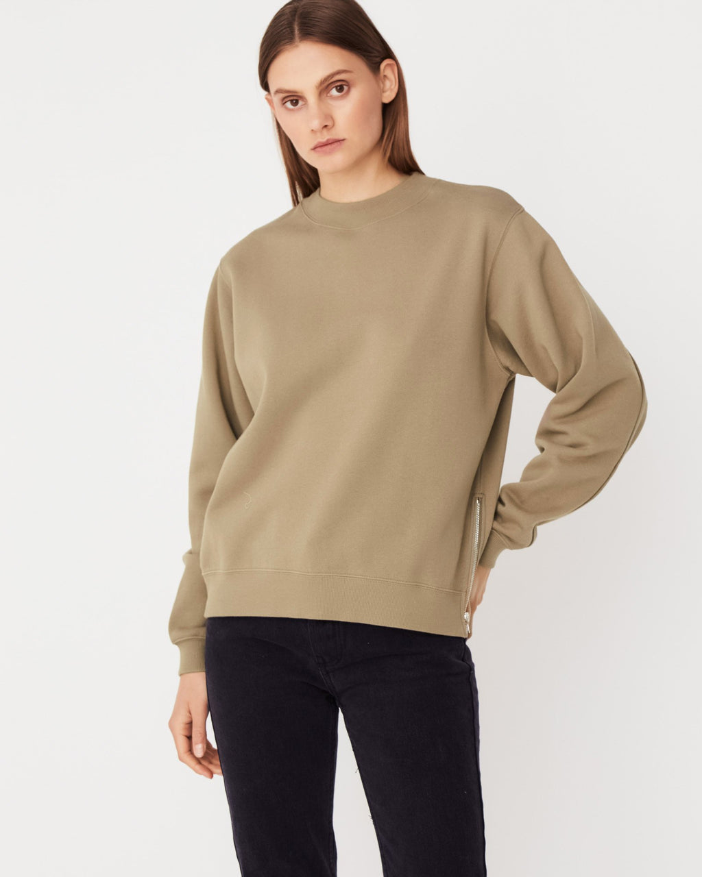 Allusive Fleece / Olive