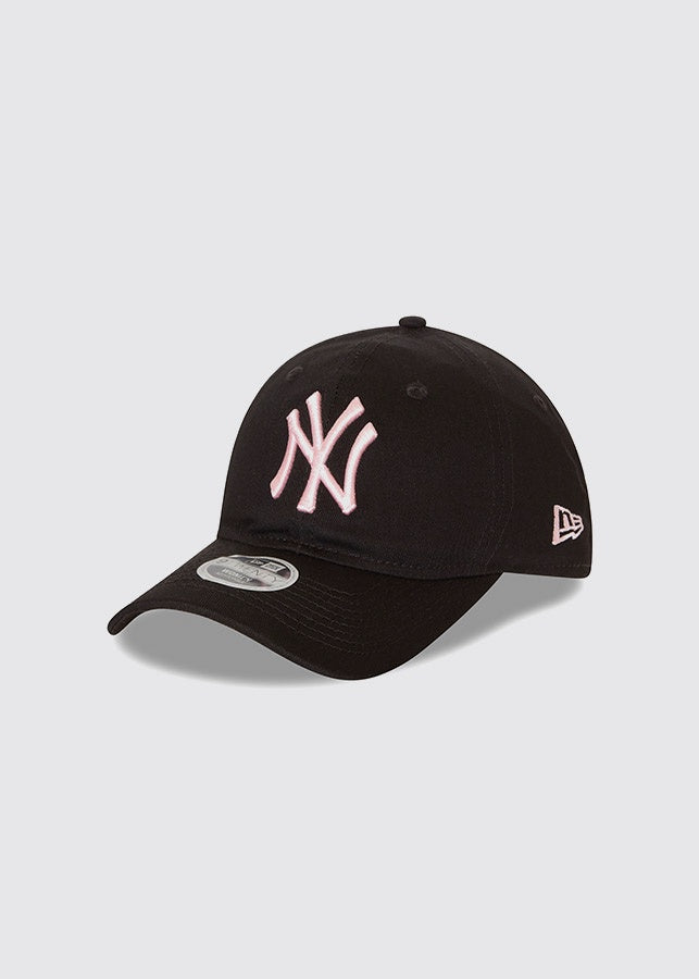 New York Yankees / 9TWENTY® Womens / Black-Pink