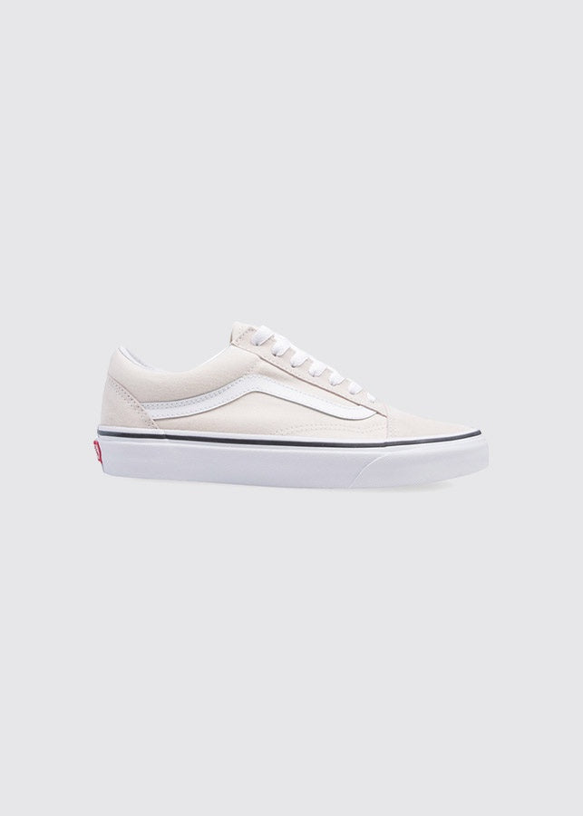 Old Skool Womens / Birch - White