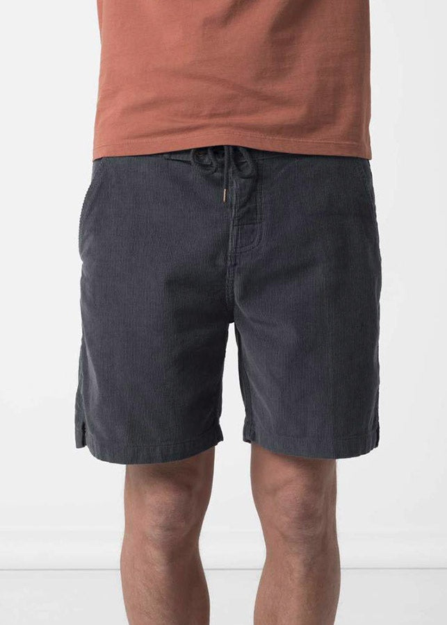 Laced Cord Short / Bistre