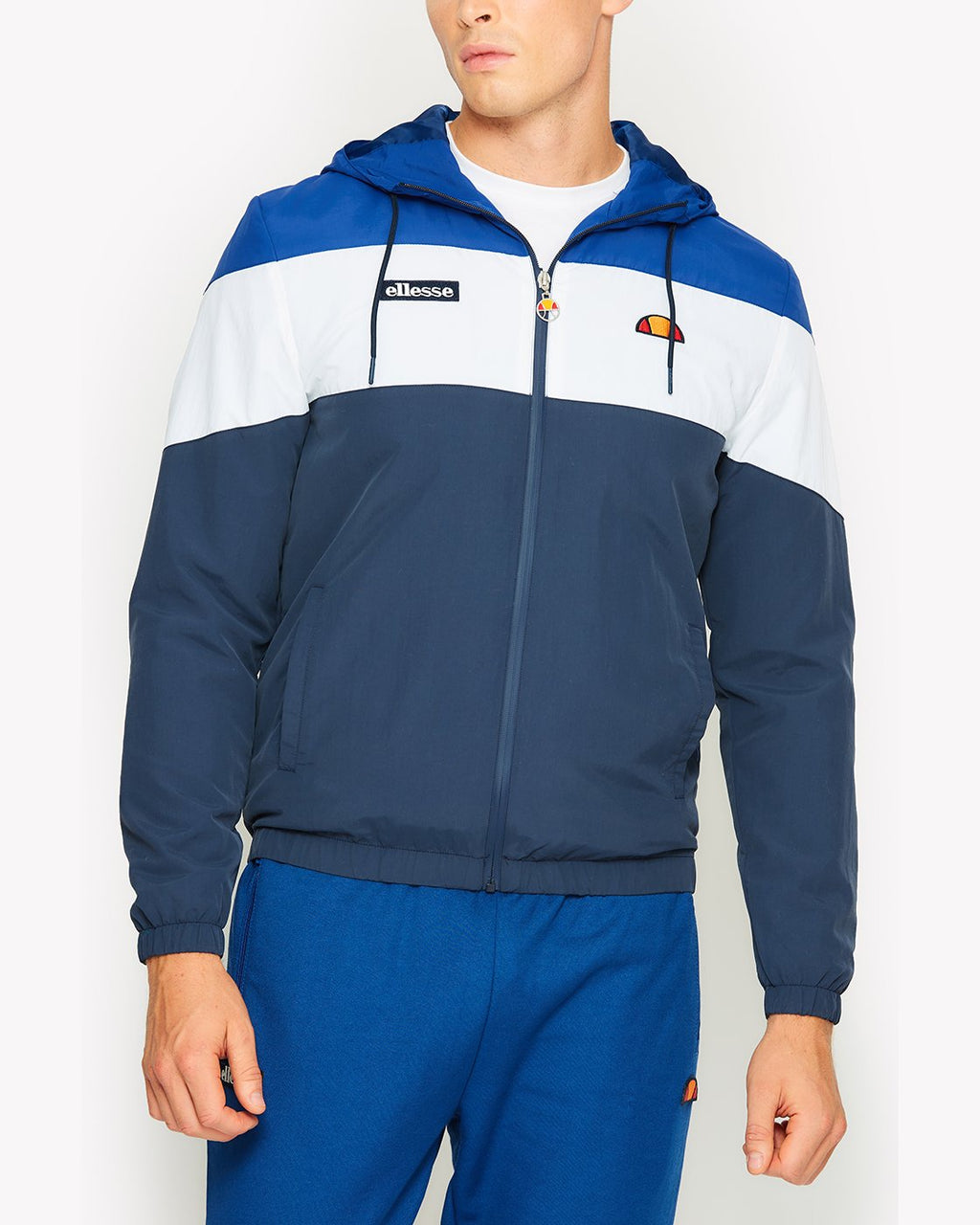 Mattar Track Jacket / Dress Blues