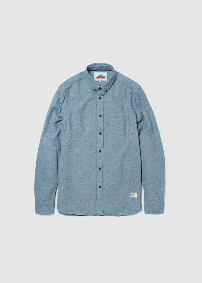 Ridgley Shirt / Blue