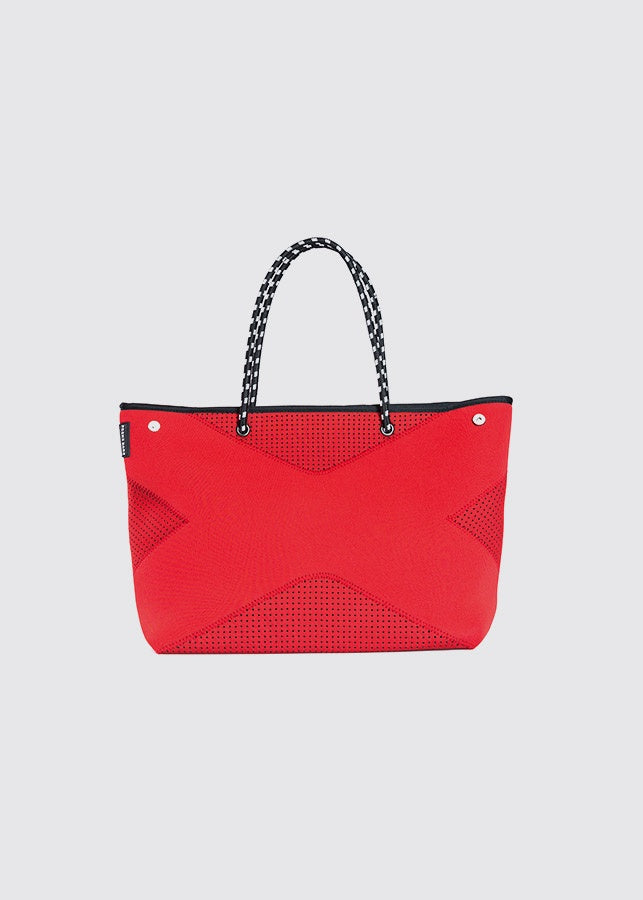 The 'X' Bag / Red