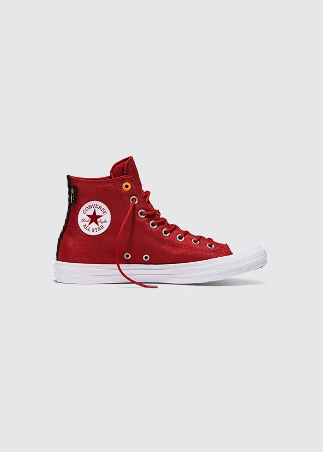 Chuck II Cordura High Top / Terra Red