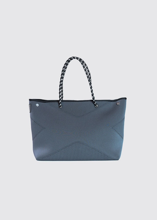 The 'X' Bag / Dark Grey
