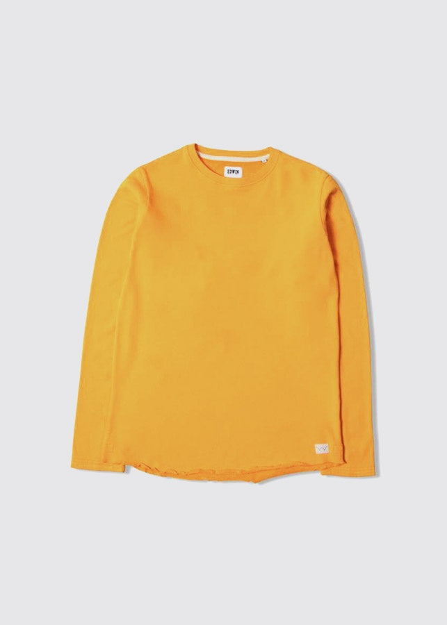 Terry L/S Tee Yellow