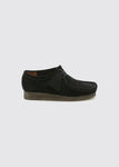 Wallabee / Black Suede