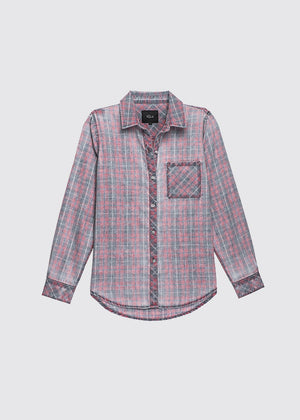 Hunter Shirt / Charcoal Spice