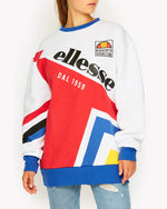 Dolomito Crew Sweat / Optic White