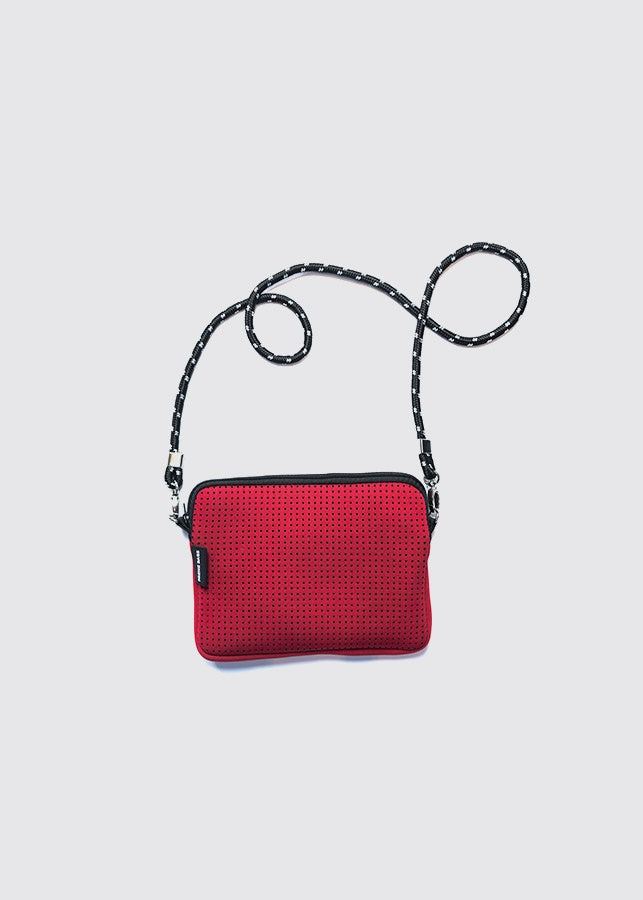 The Pixie Bag / Red