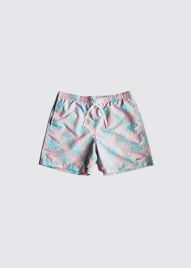 Swim Trunk / Multi Coral