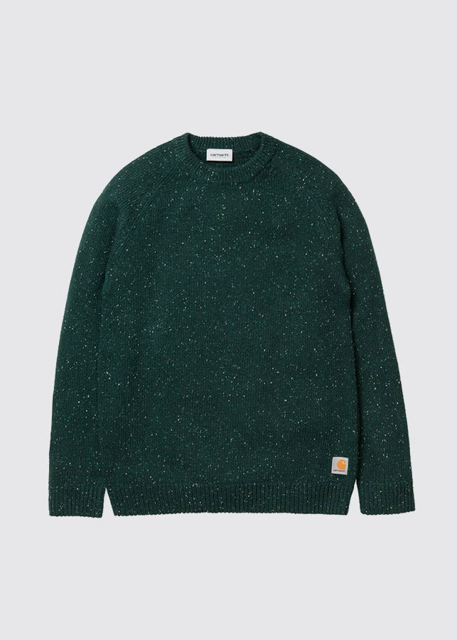 Angelistic Sweater / Parsley Heather