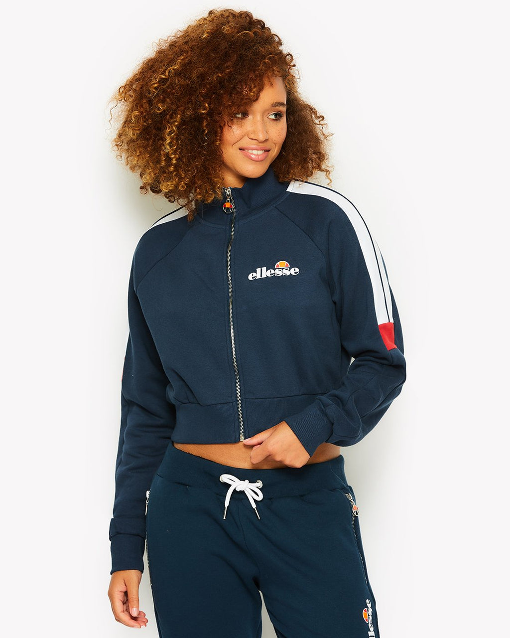 Alagna Track Jacket / Dress Blues