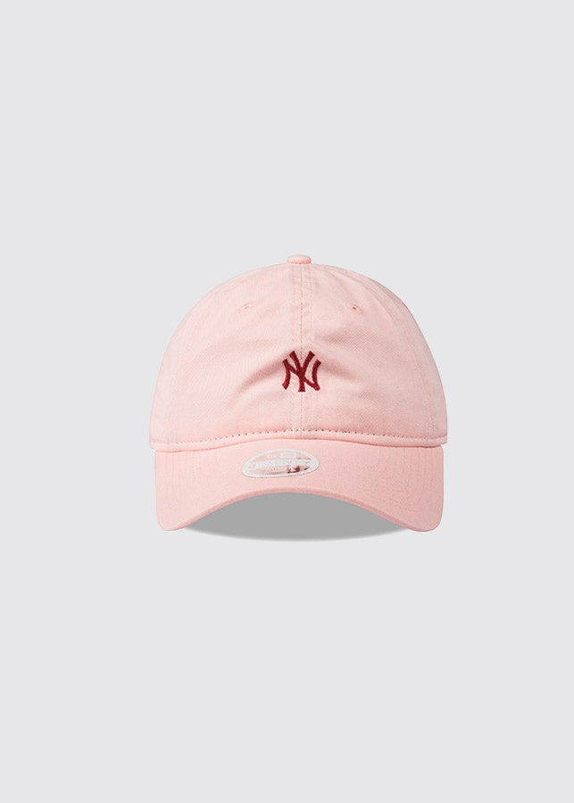 NY Yankees / 9TWENTY® Womens / Pink-Red