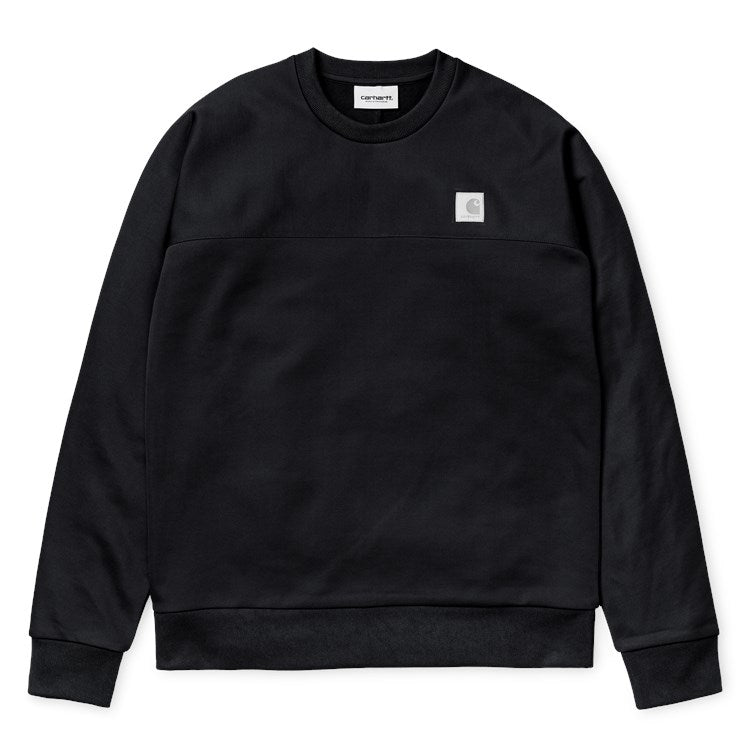 L/S Beta Track Sweat / Black