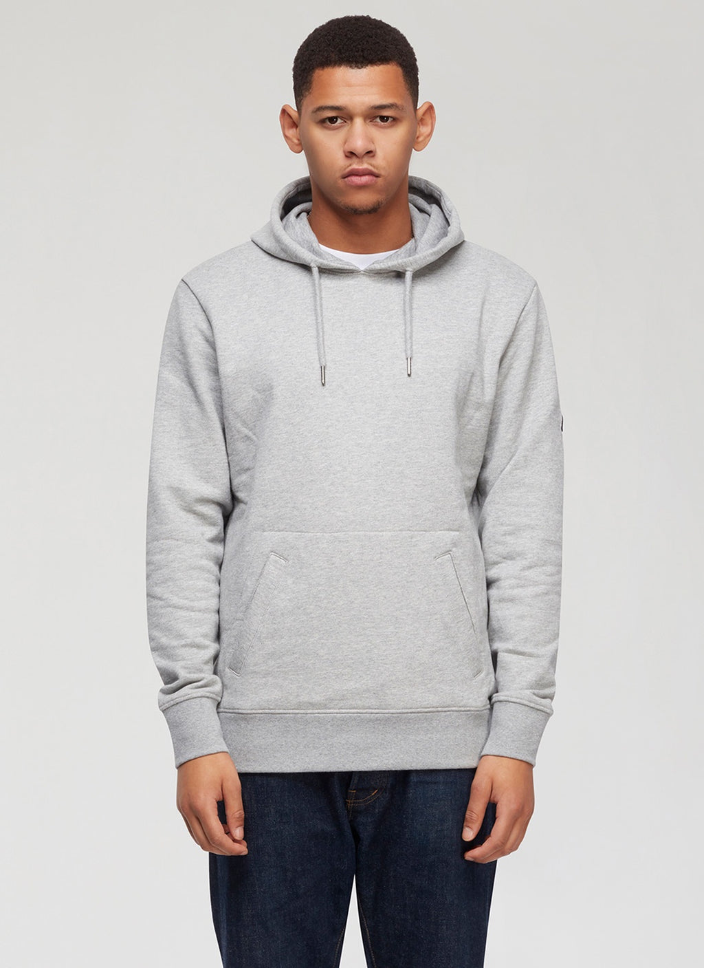 Westridge Hooded Sweat / Grey