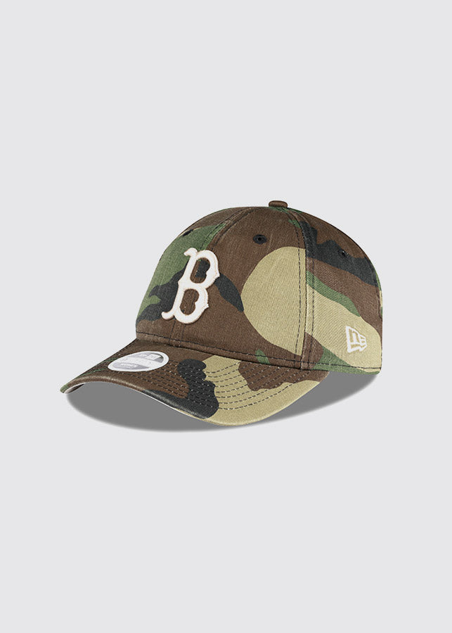 Boston Red Sox / 9TWENTY® Adjustable Cap / Washed Camo