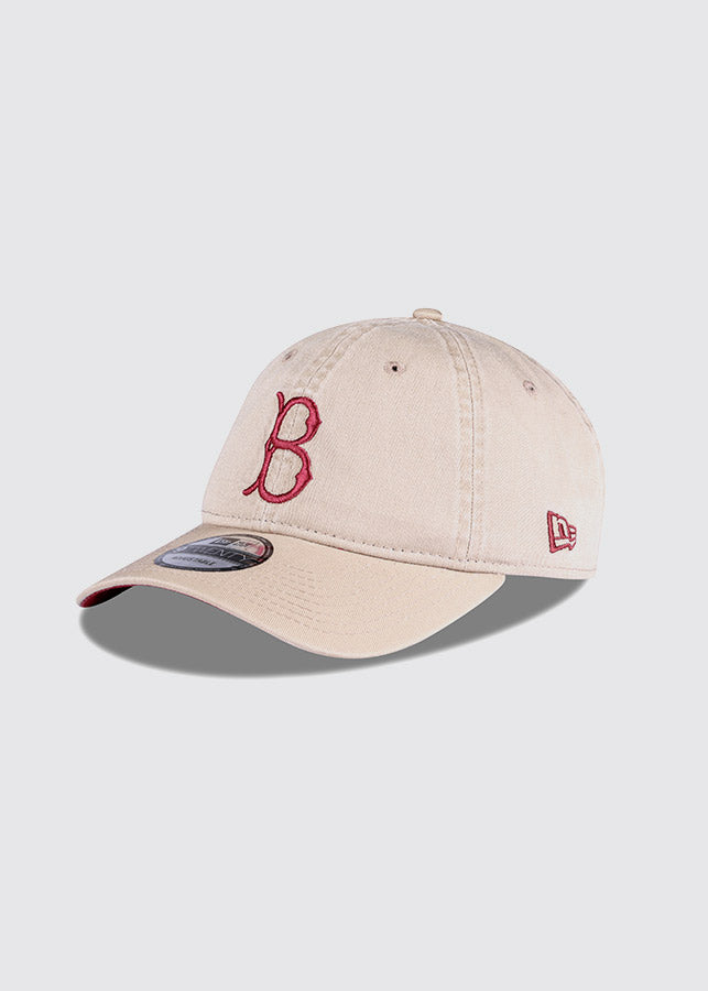 Boston Red Sox / 9TWENTY® Adjustable Cap / Camel-Rust