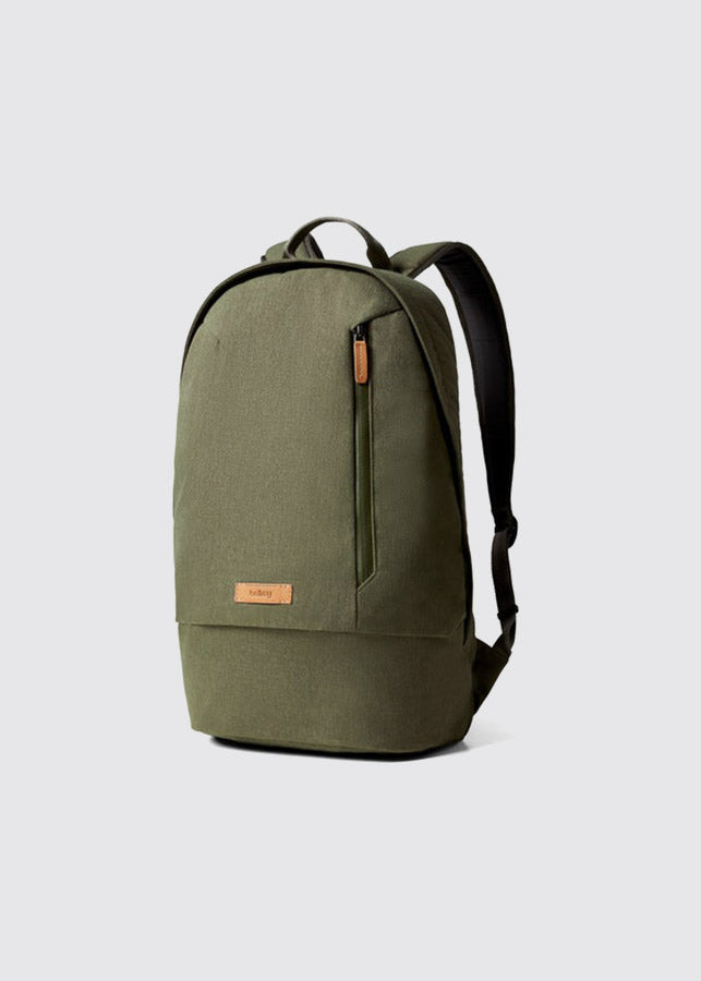 Campus Backpack / Olive
