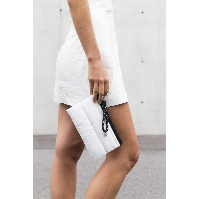 The Windsor Clutch / White