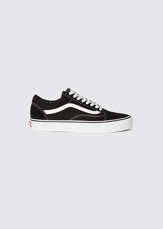 Old Skool Womens / Black - White