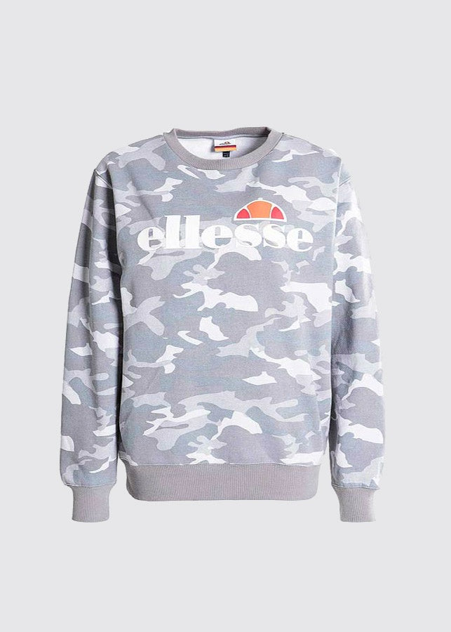 Agata Sweat / Grey Camo