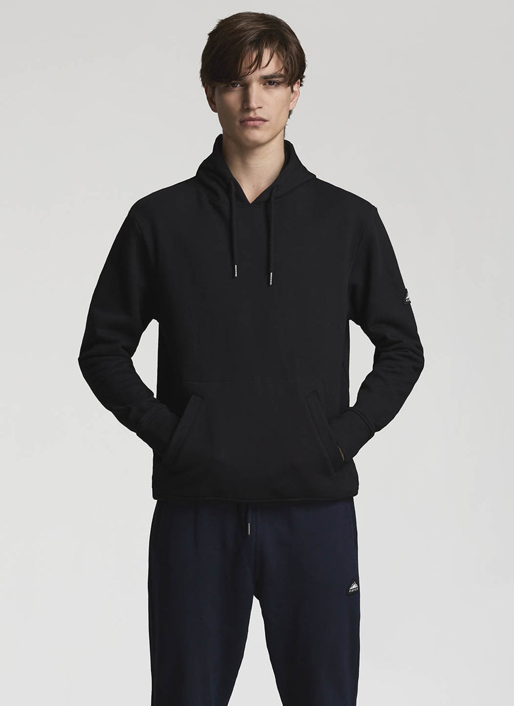 Westridge Hooded Sweat / Black