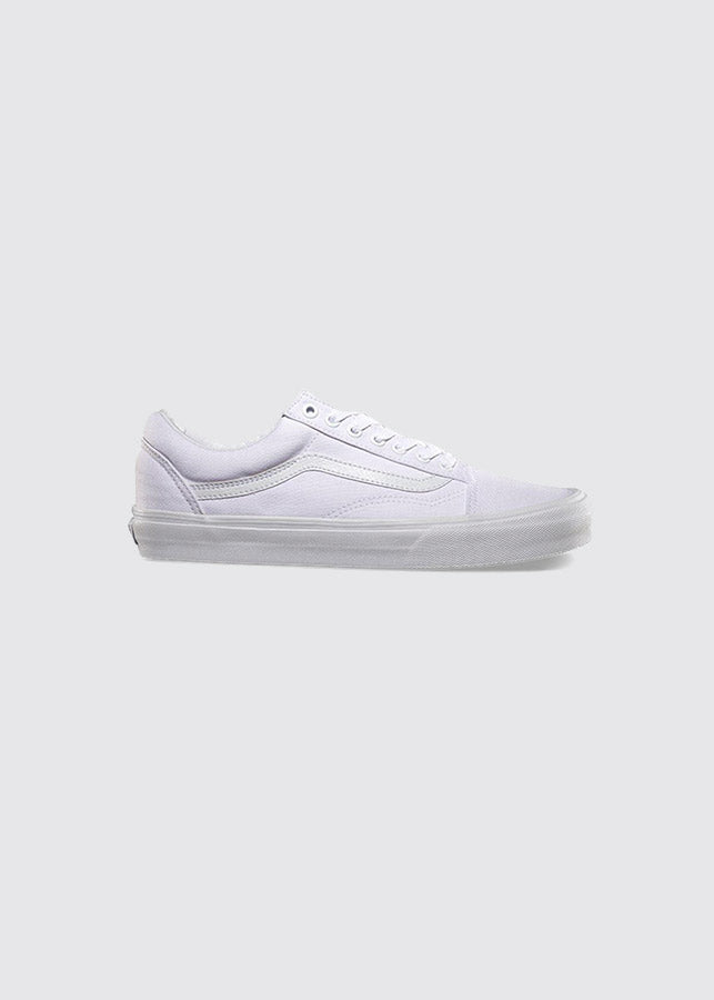 Old Skool Womens / True White