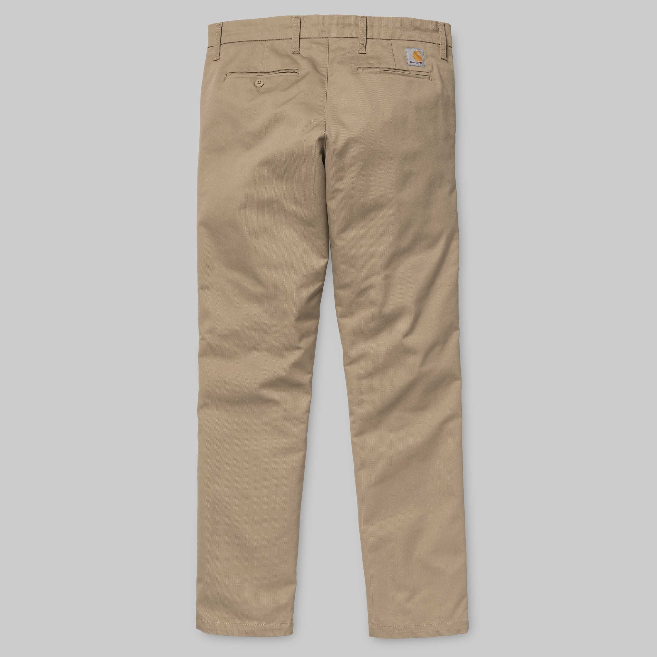 Sid Pant / Leather Rinsed