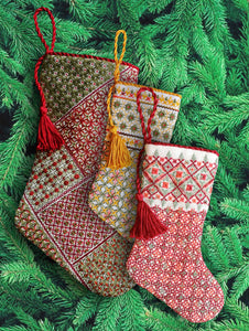 2019 Christmas Releases - Wessex Stitchery Stockings