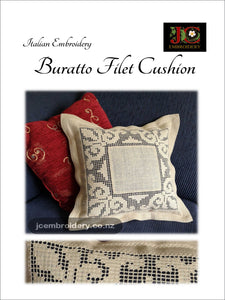 Buratto Filet Cushion