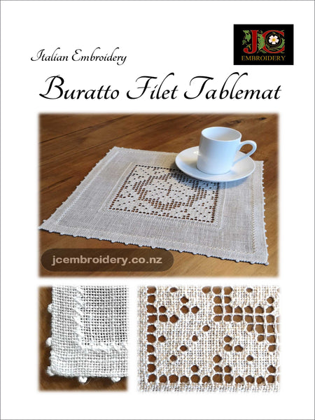Buratto Filet Tablemat