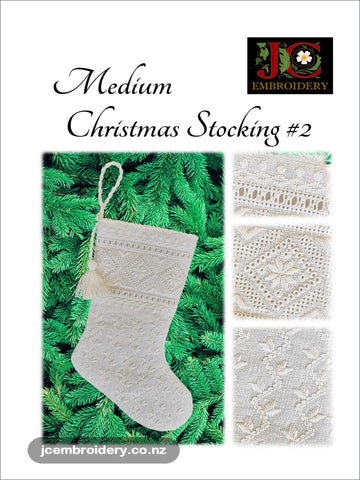 Medium Christmas Stocking #2