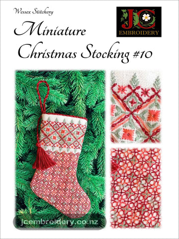 Mini Christmas Stocking #10