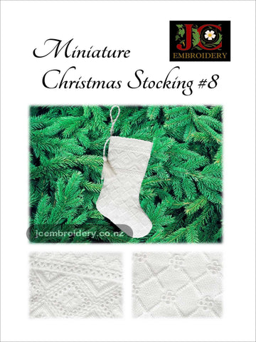 Mini Christmas Stocking #8