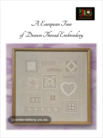 A European Tour of Drawn Thread Techniques