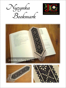 Nyzynka Bookmark