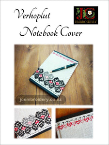 Verhoplut Notebook Cover