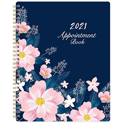 2021 Weekly Appointment Book / Hourly Planner 2021 - Weekly Planner 2021, 8